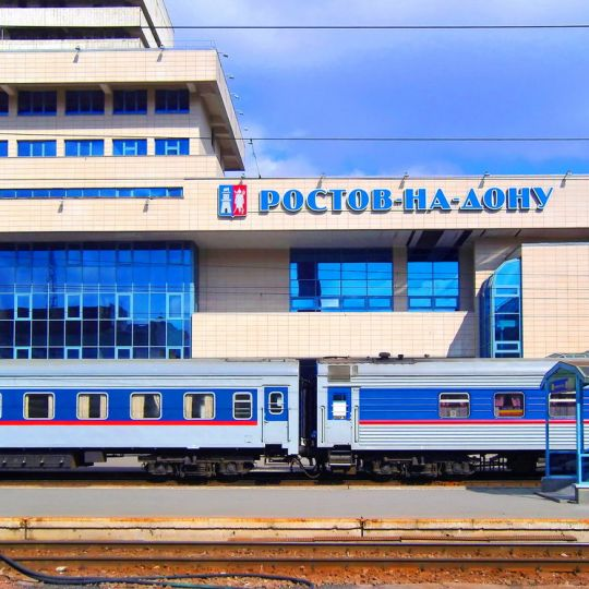 Learn all the useful and necessary information about the Rostov-Glavny railway station!